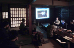 Todd and Hagino 15:12:03 lecture at kyoto arch college