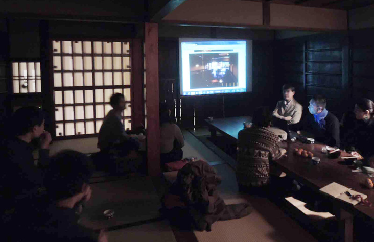 todd hagino 151203 lecture at kyoto arch college DSCN8096