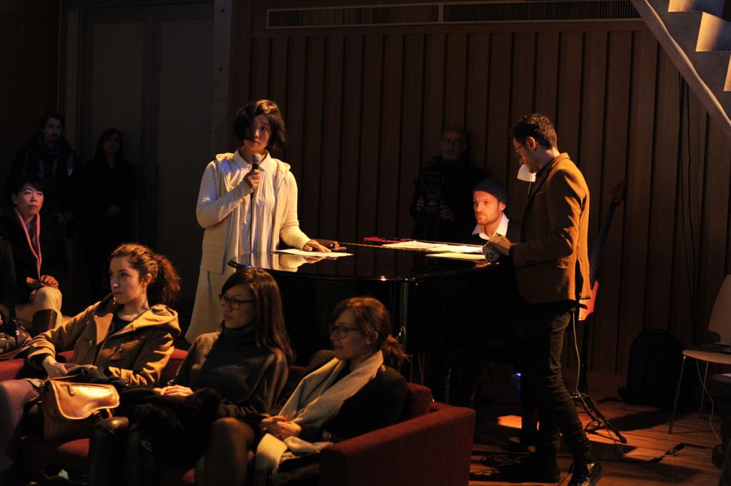 Jean-Baptiste Del Amo, lecture musicale