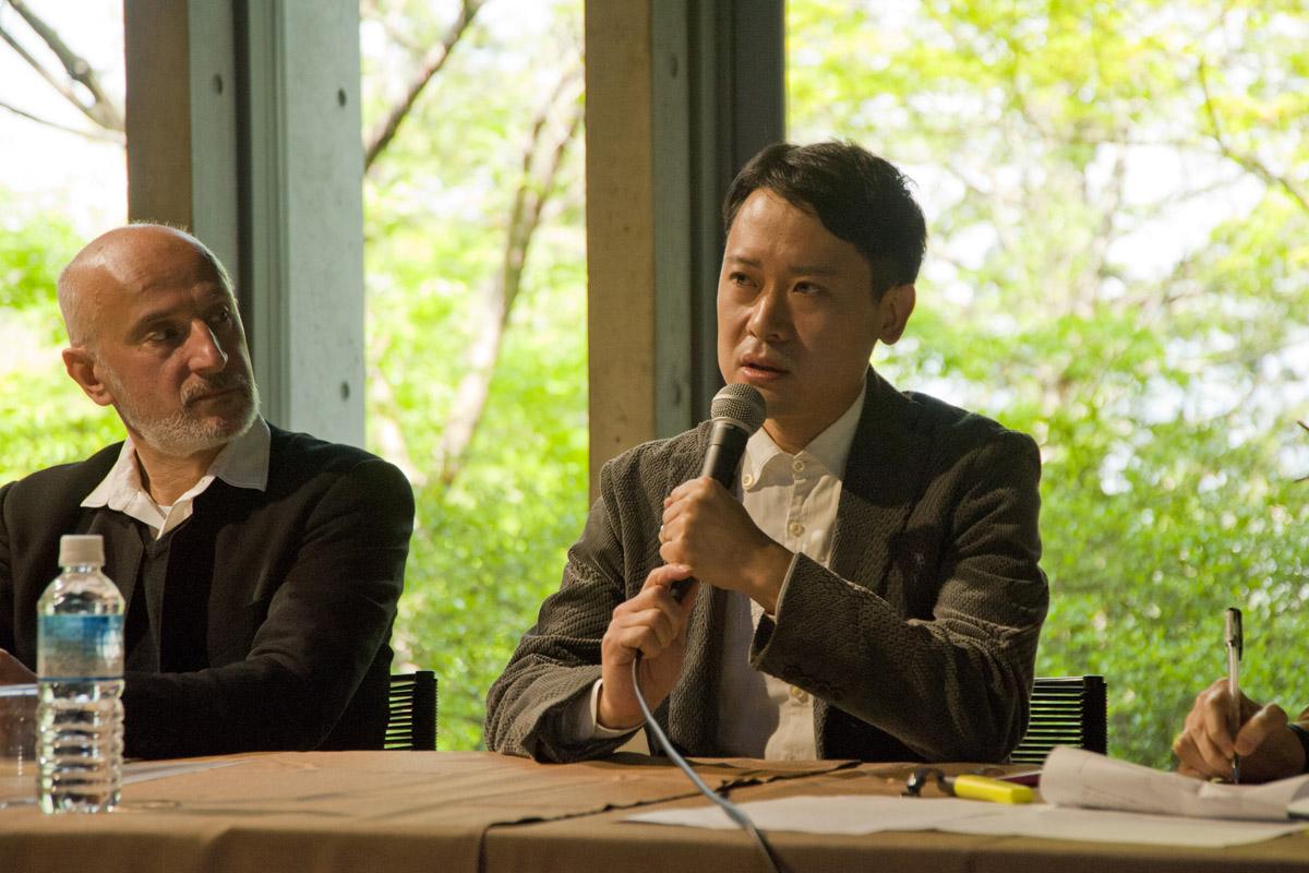 Séminaire. Hirokazu Tokuyama