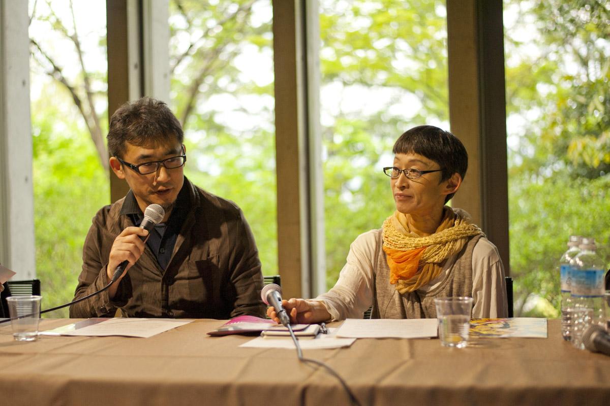 Kosei Sakamoto & Yuko Mori