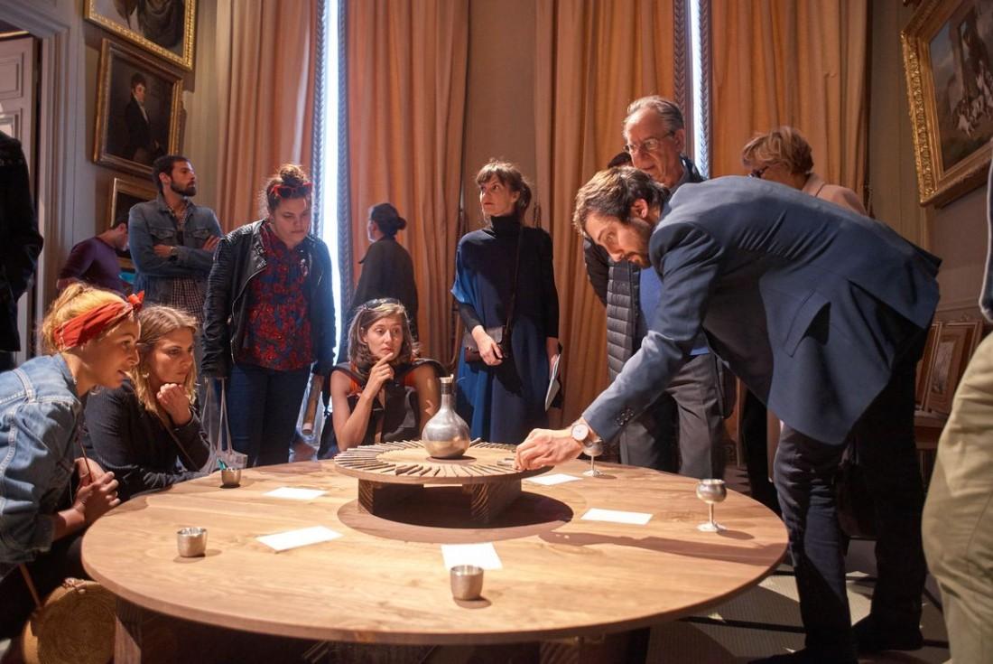 Karl Mazlo_Musée de la Chasse et de la Nature_Nuit européenne des musées_2018