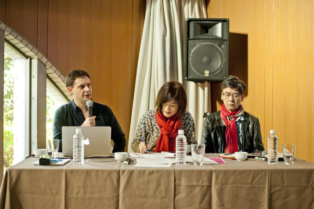 Emmanuel Burdeau, Nobuhiro Suwa, Villa Kujoyama