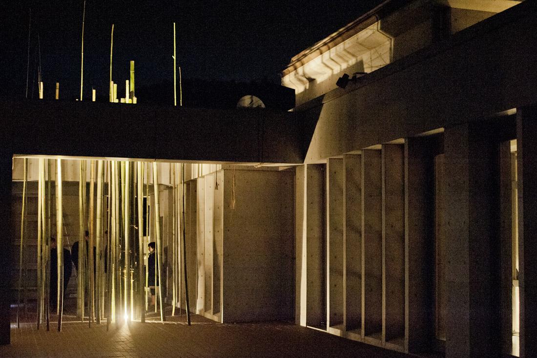 Villa Kujoyama - Andrew Todd & Kiichiro Hagino