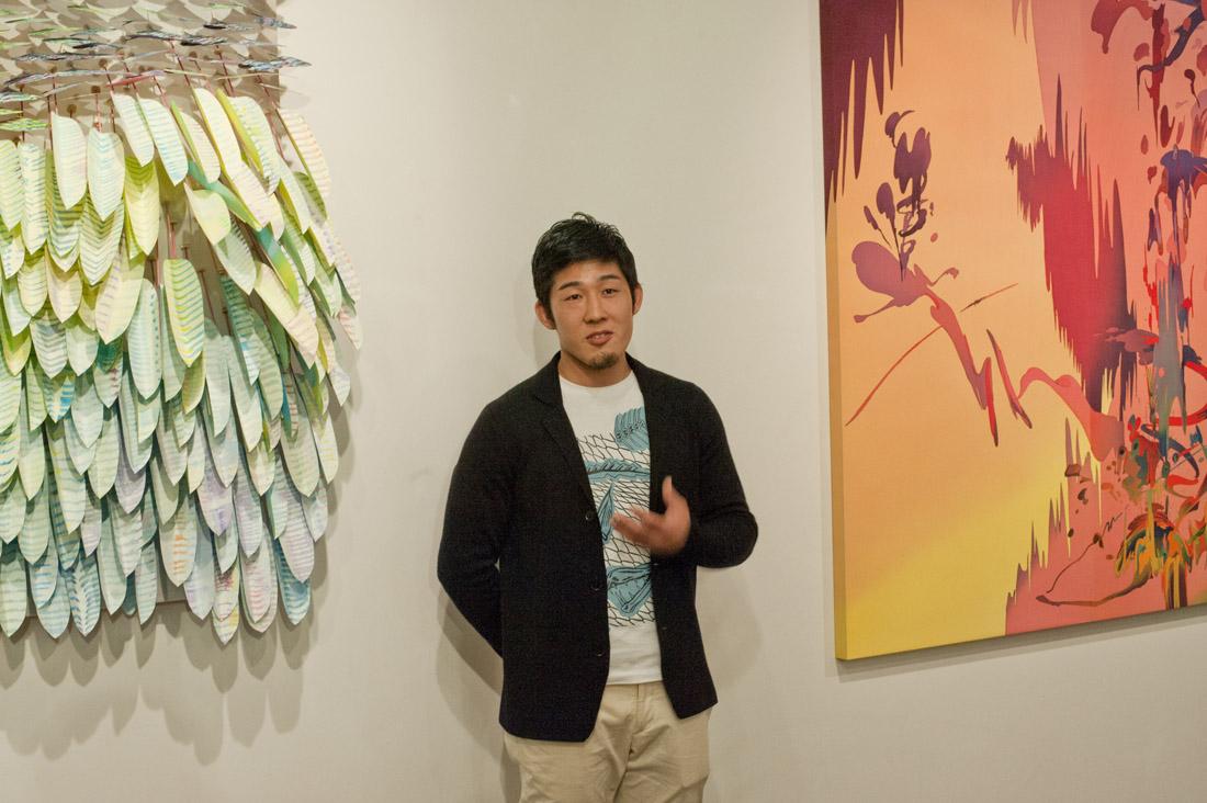 Feather. Ando Ryuichiro
