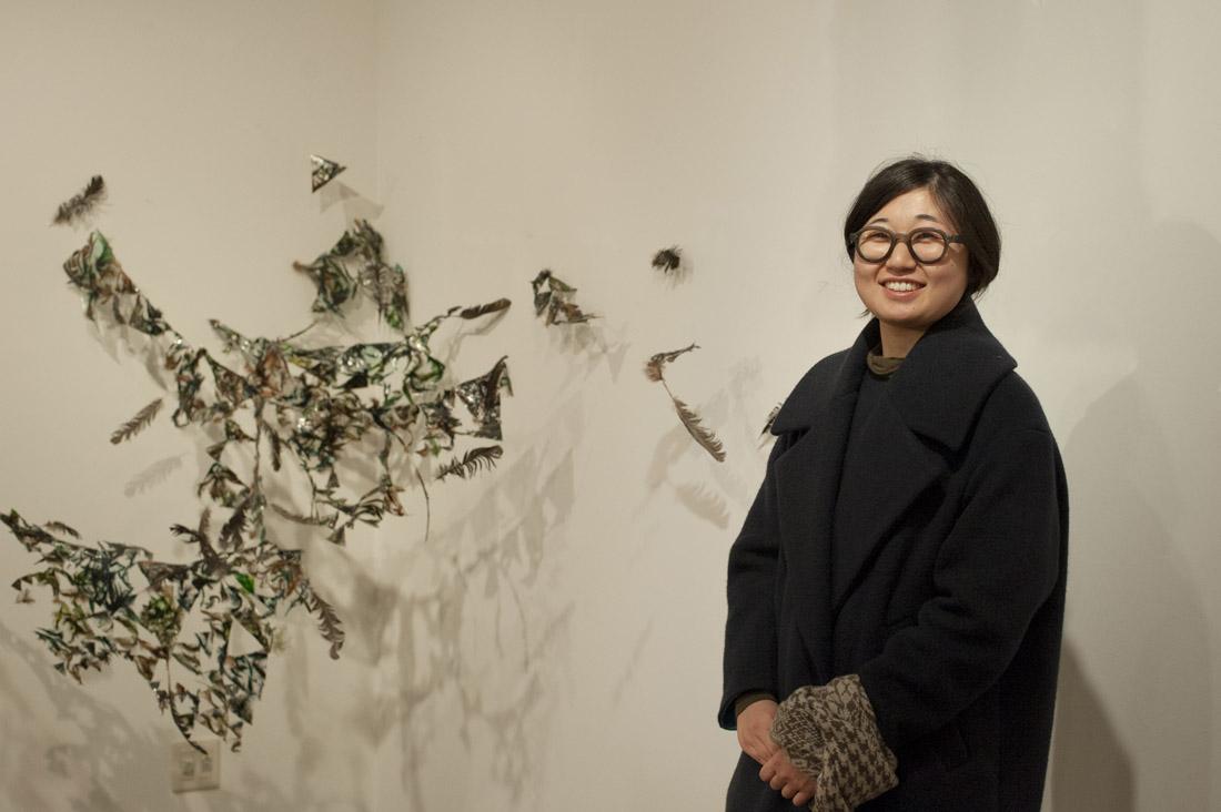 Feather. Michihiro Asuna