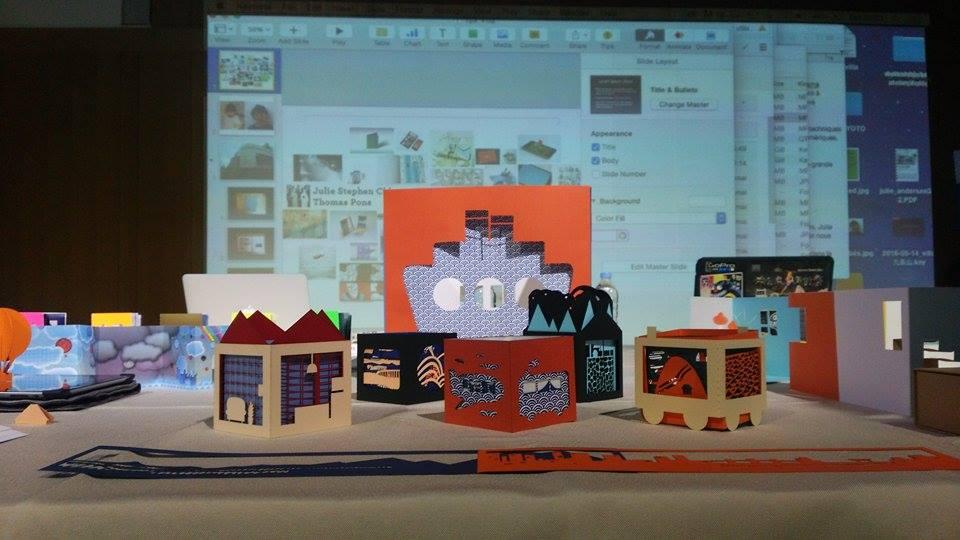 Workshop 2D /3D
