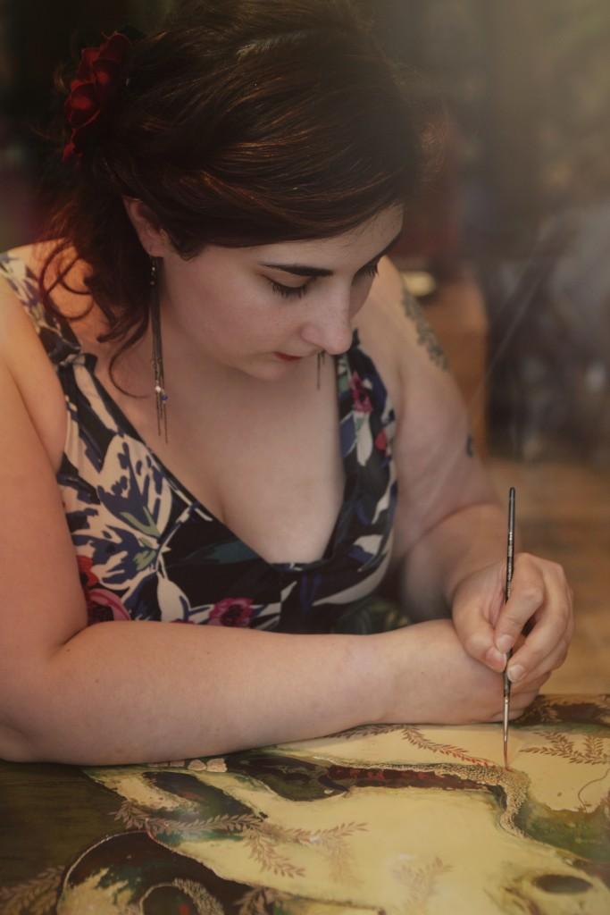 Flore Falcinelli_portrait_Louise Dumont (2)