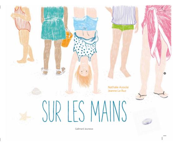 Nathalie Azoulai_Livre Jeunesse a paraître juin2019