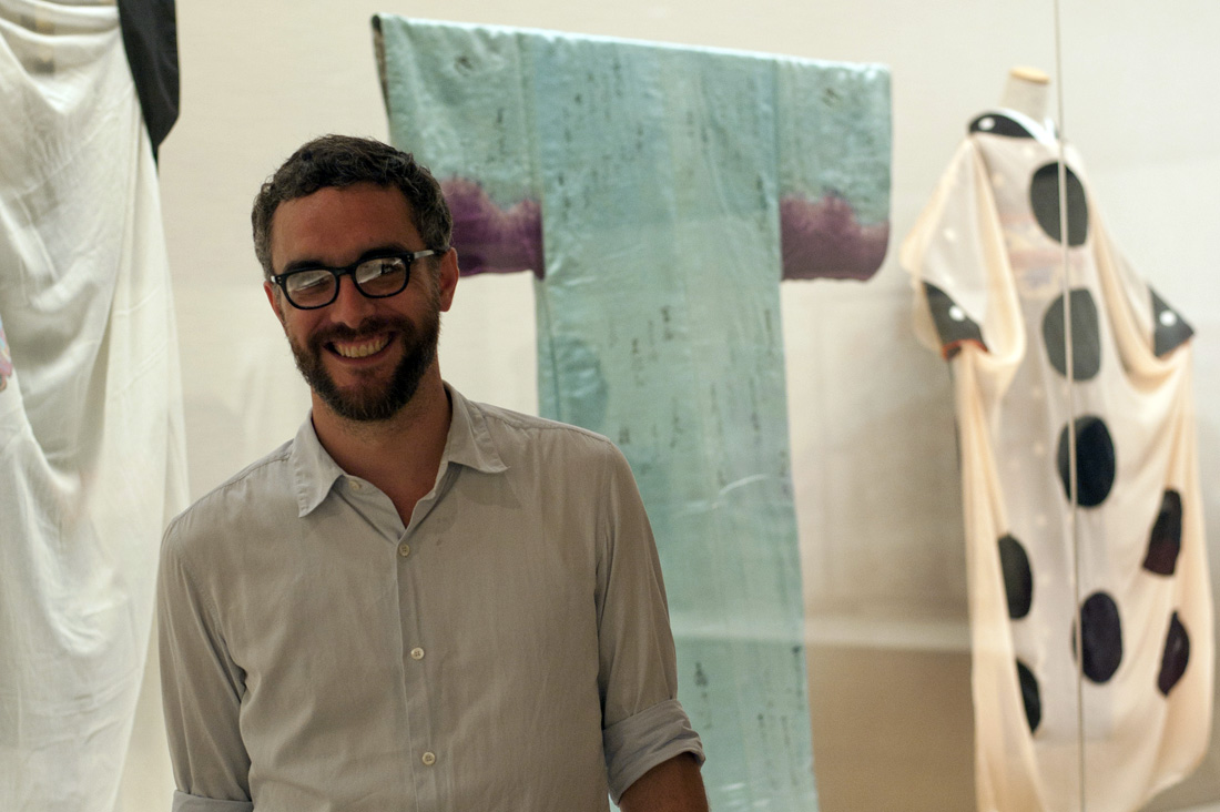 Vincent Romagny ; Exposition chez Chiso