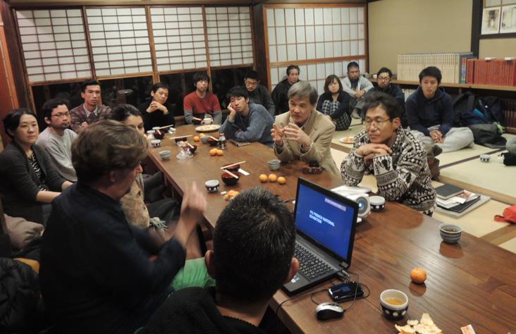 todd hagino 151203 lecture at kyoto arch college DSCN8109