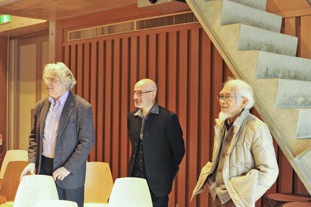 Kunio Kato, Christian Merlhiot, Michel Wasserman