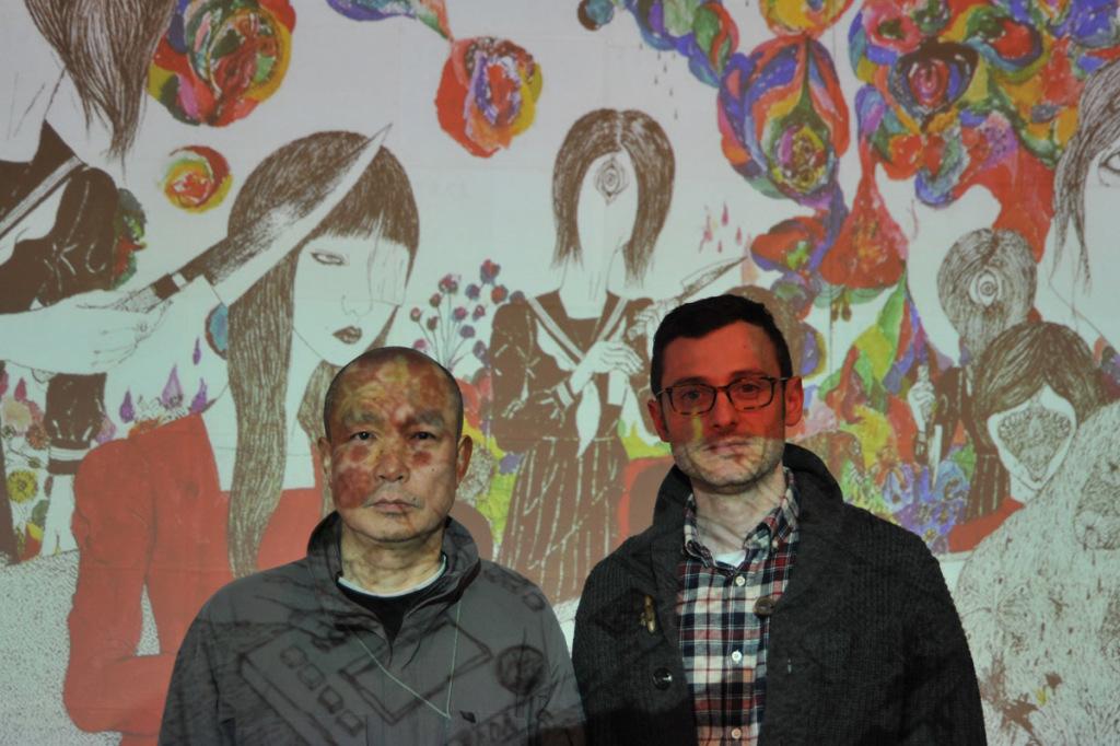 Daisuke Ichiba ; Jean-Baptiste Del Amo