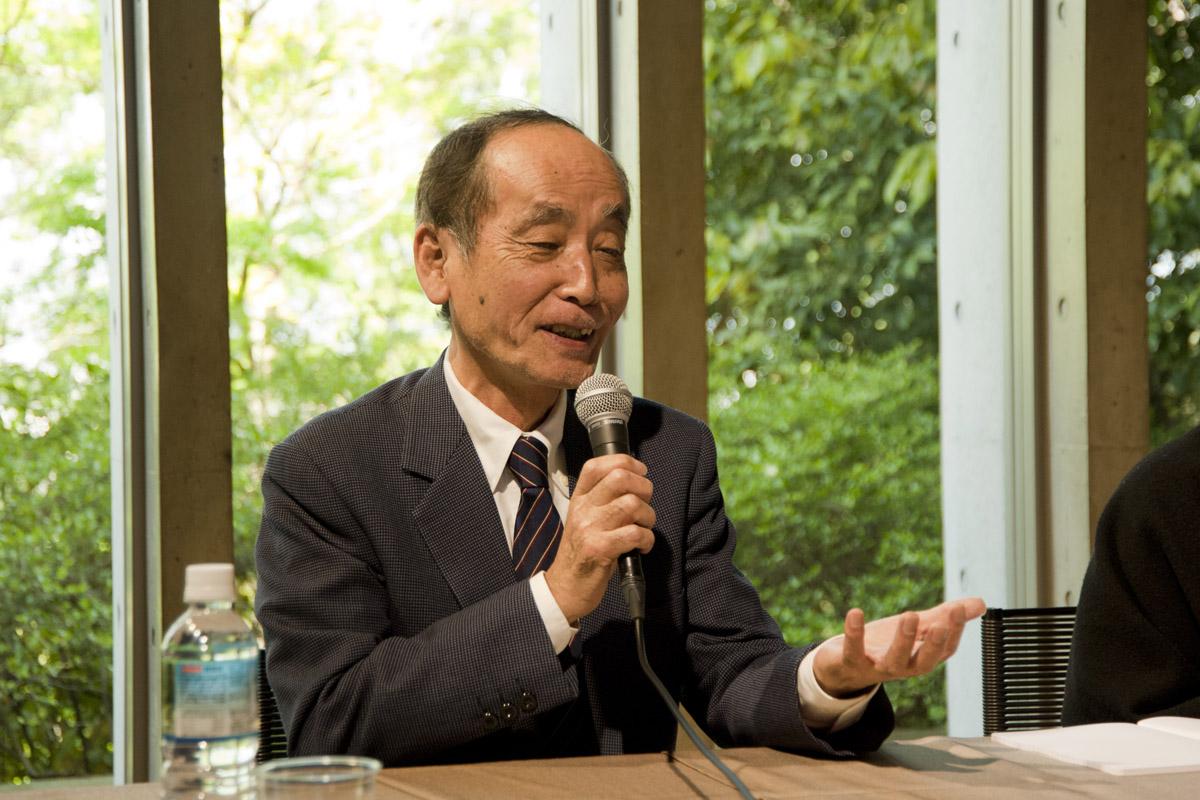 Séminaire. Shinji Kohmoto