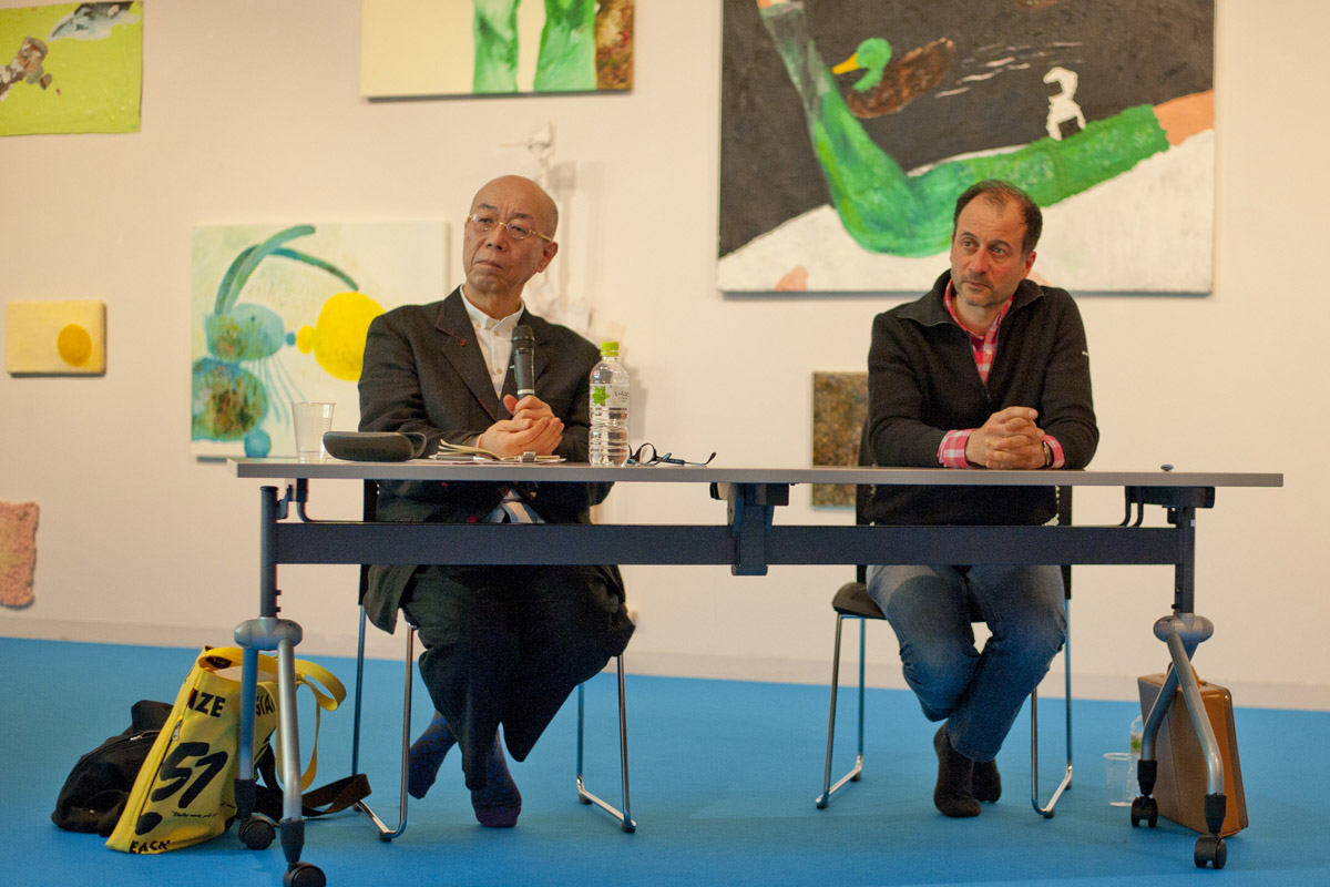 Séminaire. @kcua. Kiyokazu Washida, François Azambourg