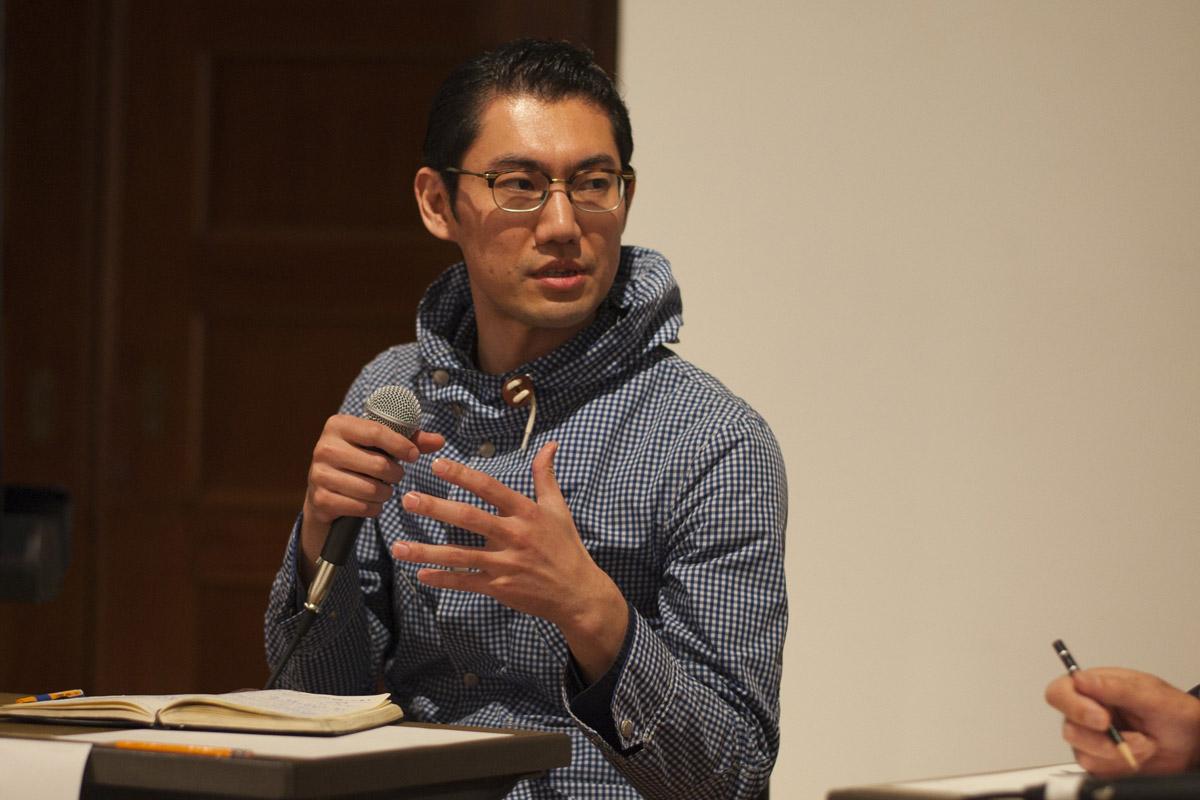 Séminaire. Parasophia. Yusuke Hashimoto