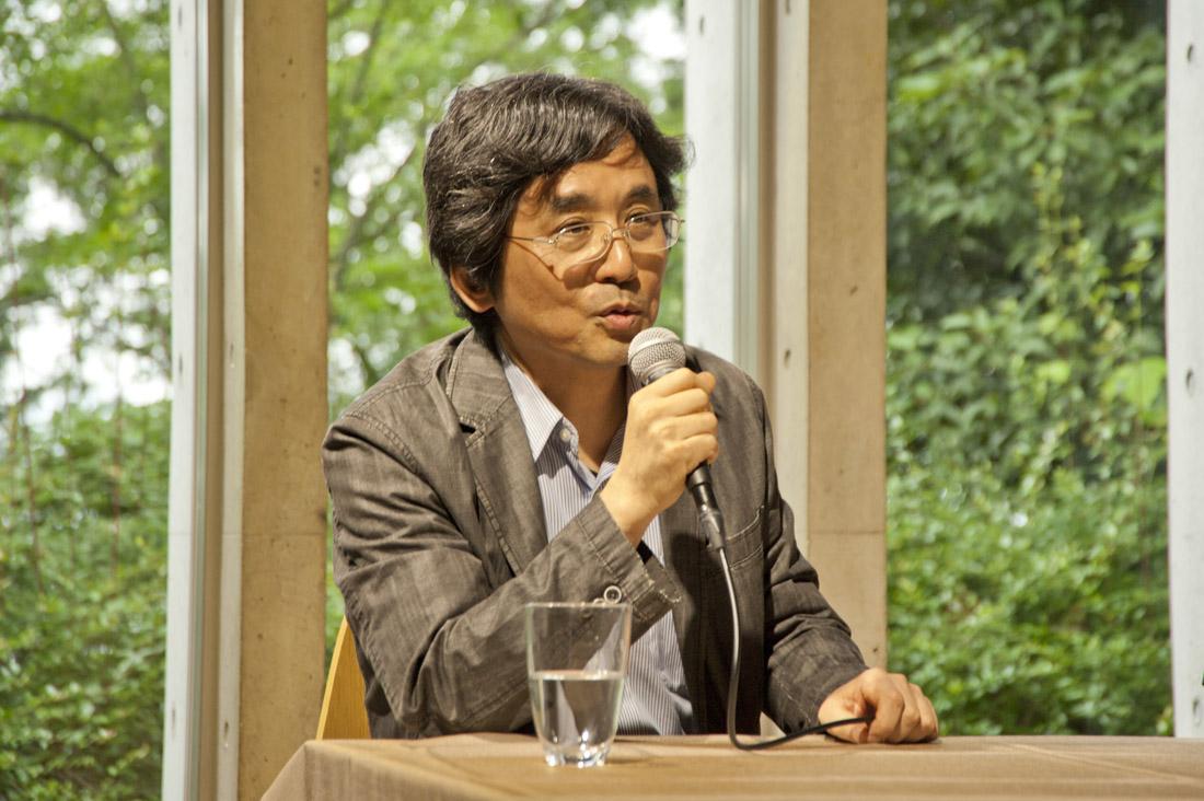 Conférence Georges Lavaudant - Hitoshi Uyama. Villa Kujoyama