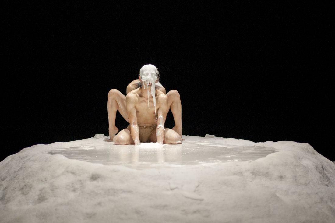 VESSEL. Damien Jalet - Nawa Kohei - Photo Arnaud Rodriguez