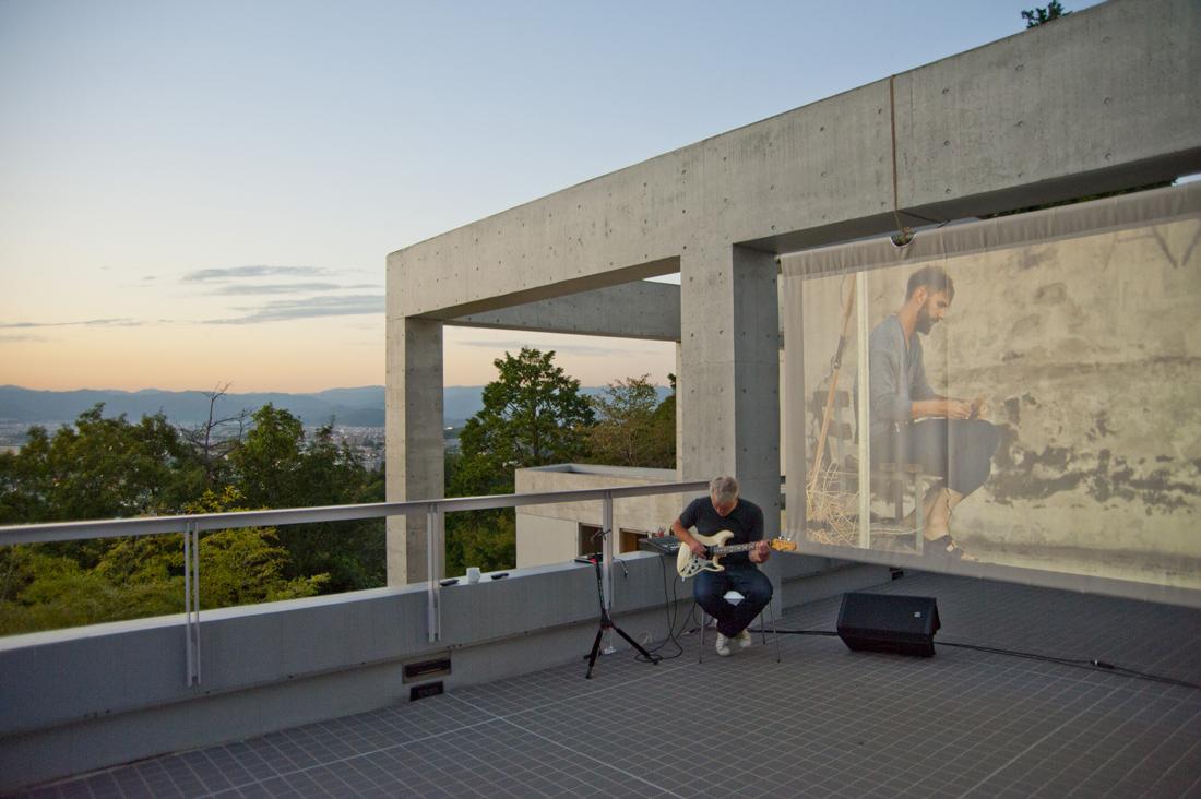 Nuit Blanche 2015. Romain Kronenberg et Benjamin Graindorge. Performance