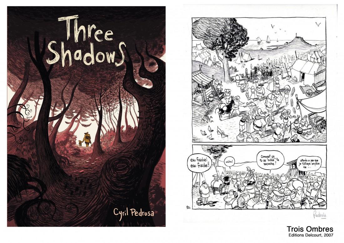 Cyril Pedrosa_Three shadows