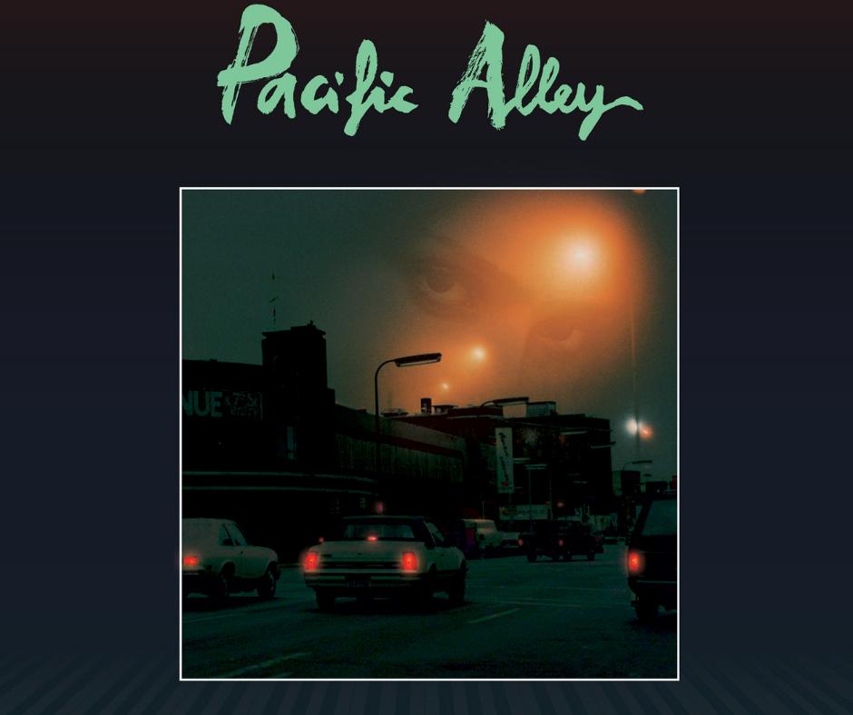 Krikor Kouchian_Album Pacific Alley L.I.E.S. Record_2017